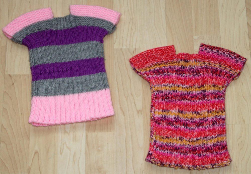 Pulls tricot laine HOBBI bébé