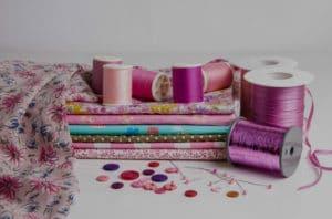 Couture tissu fil aiguilles bouton bienveillancefab